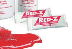 Buy Red Z Fluid Control Solidifier by Safetec from a SDVOSB | Fluid Control Solidifiers