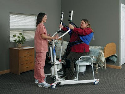 Reliant Stand-Up Lift RPS350-1 - Patient Lifts & Slings - Mountainside Medical Equipment