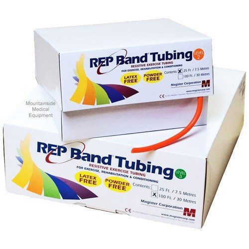 REP Resistive Exercise Cord Tubing - Physical Therapy - Mountainside Medical Equipment