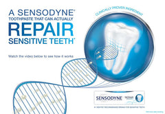 Buy Sensodyne Repair & Protect Toothpaste for Senstive Teeth by n/a from a SDVOSB | Dentists