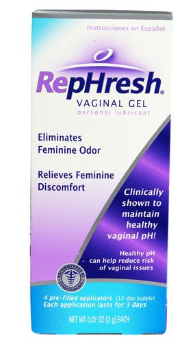 RepHresh Vaginal Gel for Yeast Infection by LiL Drugstore Products | Medical Supplies