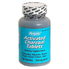 Buy Requa Activated Charcoal Tablets Internal Detoxifier online used to treat Internal Detoxifier - Medical Conditions
