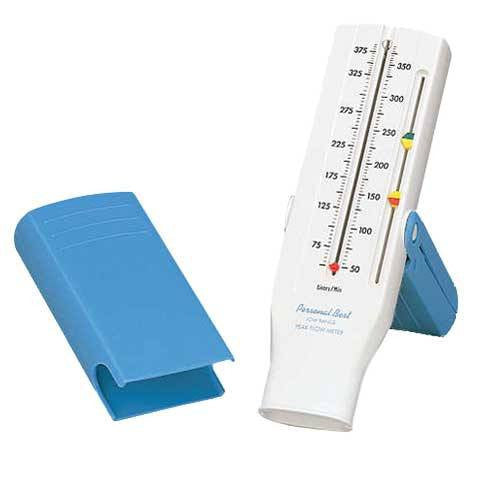 Respironics Personal Best Peak Flow Meter