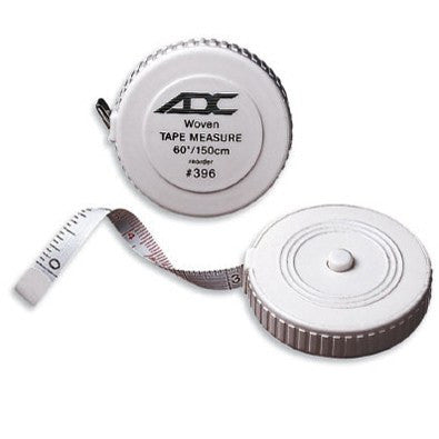 Retractable Tape Measure Push-Button 60""