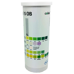 Buy Roche Chemstrip 5 OB Urine Test Strips 100/Vial by n/a from a SDVOSB | Urine Reagent Test Strips