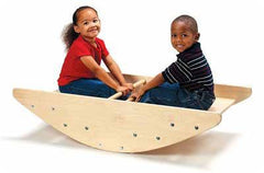 Rocking Boat Stair Climber for Sensory Motor Integration Products by Patterson Medical | Medical Supplies