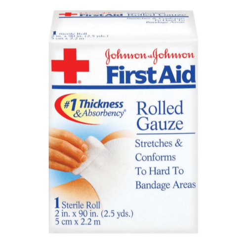 Buy Stretch Conform Gauze Bandages, Sterile by Johnson & Johnson from a SDVOSB | Gauze, Tapes & Bandages
