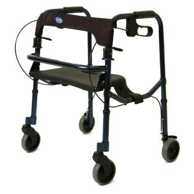 Invacare Junior Rollite Rollator with Locking Brakes