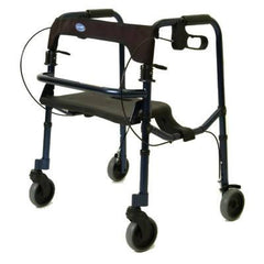 Invacare Junior Rollite Rollator with Locking Brakes for Rollators and Walkers by Invacare | Medical Supplies