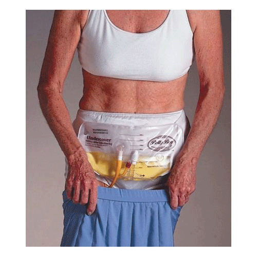 Buy Rusch Belly Bag Urine Drainage Bag online used to treat Urine Collection Bag - Medical Conditions
