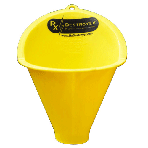 RX Destroyer Funnel - Over the Counter Drugs - Mountainside Medical Equipment