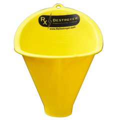 Buy RX Destroyer Funnel used for Over the Counter Drugs by RX Destroyer