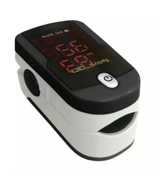 Premium Fingertip Pulse Oximeter with Multi-Color Display Screen - Finger Pulse Oximeter - Mountainside Medical Equipment