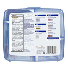 Safe Travels First Aid Kit for First Aid Supplies by Johnson & Johnson | Medical Supplies