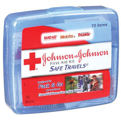 Buy Safe Travels First Aid Kit by Johnson & Johnson from a SDVOSB | First Aid Supplies