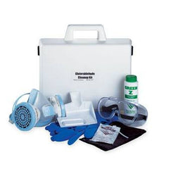 Buy Safetec Glutaraldehyde Clean-Up Kit with Hard Case by Safetec | SDVOSB - Mountainside Medical Equipment