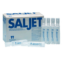 Buy Saljet Sterile Saline Topical Solution 30ml, 40/Box by Winchester Laboratories | Home Medical Supplies Online