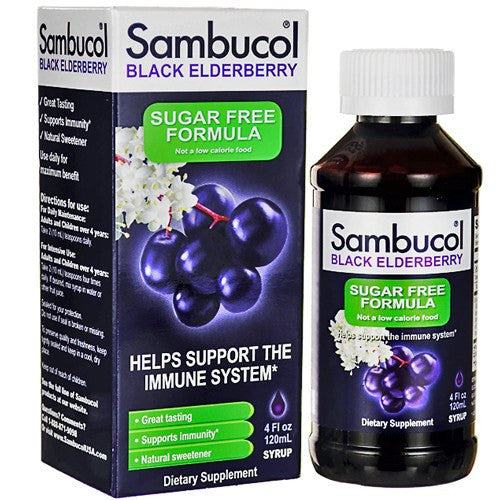 Buy Sambucol Sugar Free Immune System Support Supplement by n/a wholesale bulk | Immune System Disorders