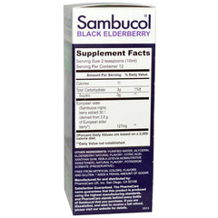Buy Sambucol Sugar Free Immune System Support Supplement by n/a from a SDVOSB | Immune System Disorders