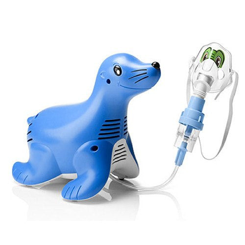 Sami the Seal Pediatric Kids Nebulizer Machine with Mask