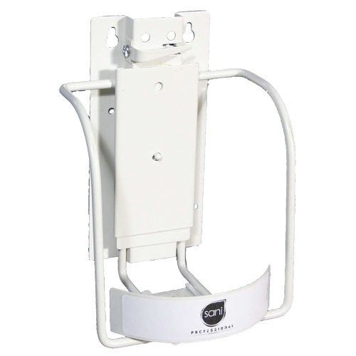 Universal Sani Cloth Wipe Canister Holder Wall Bracket