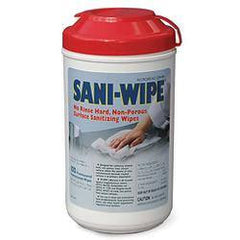 Buy Sani Wipe No Rinse Hard Surface Sanitizing Wipes by PDI | Disinfecting Supplies
