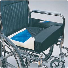 Buy Skil-Care Anti-Thrust Cushion by Skil-Care Corporation from a SDVOSB | Foam Wheelchair Cushions
