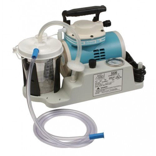 Buy Tracheostomy Suction Machine by Invacare Supply Group | SDVOSB - Mountainside Medical Equipment