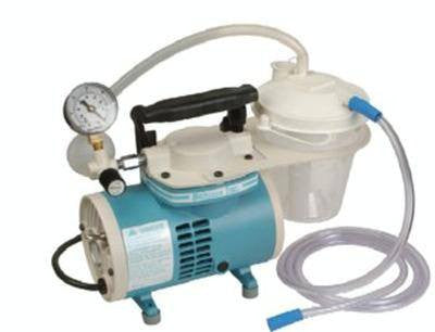 Schuco-Vac 430 Suction Machine - Suction Machines - Mountainside Medical Equipment
