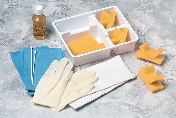 Scrub Care Skin Prep Trays (20/Case) - Operating Room Supplies - Mountainside Medical Equipment