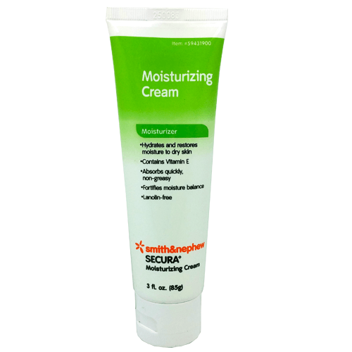 Secura Moisturizing Cream 6.25 oz Tube