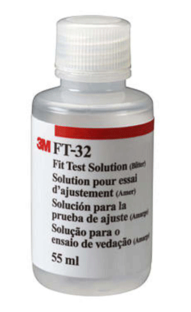 Sensitivity Test Solution Bitter FT 32 for Flu Masks by 3M Healthcare | Medical Supplies