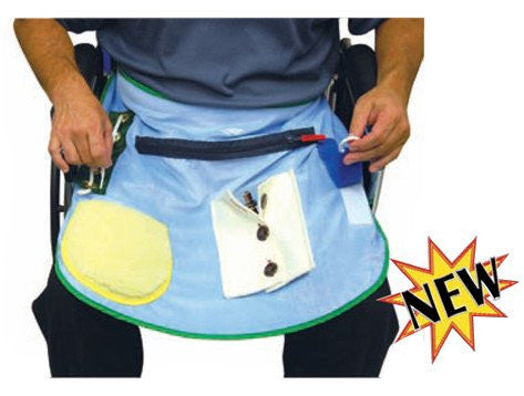 Buy Sensory Activity Apron online used to treat Sensory Stimulation Activities - Medical Conditions