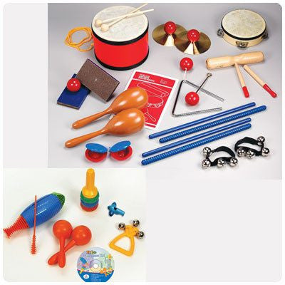 Sensory Rhythm Band Set - Sensory Motor Integration Products - Mountainside Medical Equipment