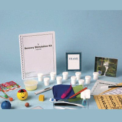 Buy Sensory Stimulation Activities Kit online used to treat Sensory Stimulation Activities - Medical Conditions