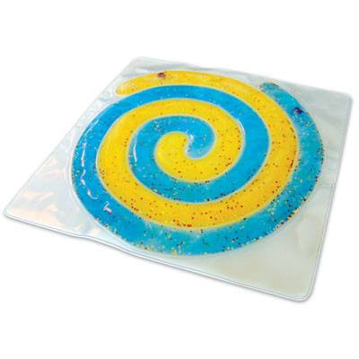 Buy Sensory Stimulation Spiral Gel Pad online used to treat Sensory Stimulation Activities - Medical Conditions