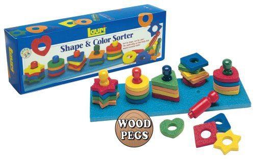 Sensory Shape and Color Sorter
