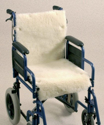 Skil Care Wheelchair Seat and Backrest Pads - Wheelchair Accessories - Mountainside Medical Equipment