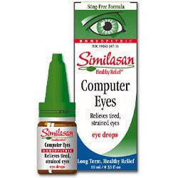 Similasan Computer Eye Fatigue Relief Drops, 10ml