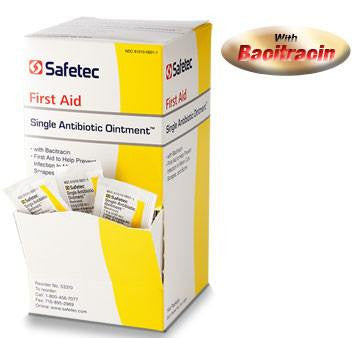 Buy Single Antibiotic Ointment with Bacitracin 144/box online used to treat Creams and Ointments - Medical Conditions