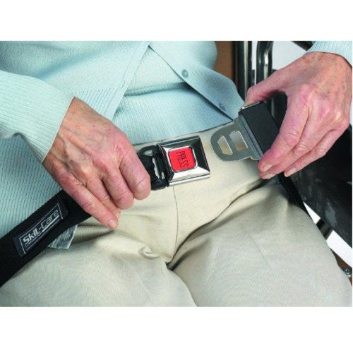 Seat Belt Alarm with Buckle - Wheelchair Alarms - Mountainside Medical Equipment