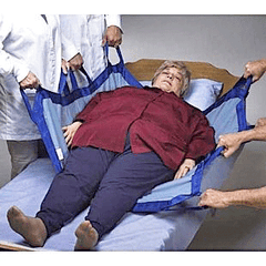 Buy Skil-Care Patient Transfer Super-Sling; 4, 8, or 12 handles by Skil-Care Corporation | SDVOSB - Mountainside Medical Equipment