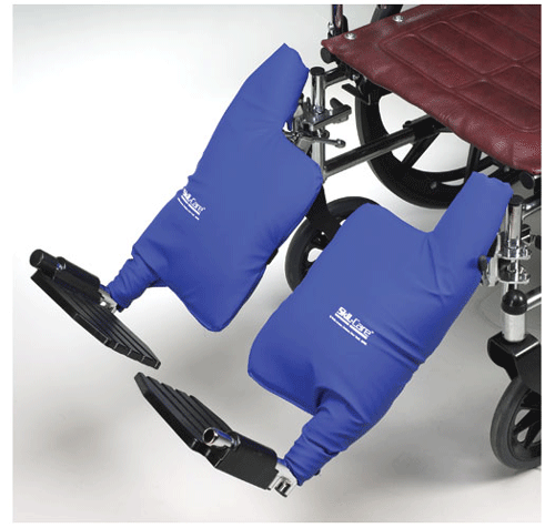 Skil-Care Calf Pad Cover - Wheelchair Accessories - Mountainside Medical Equipment