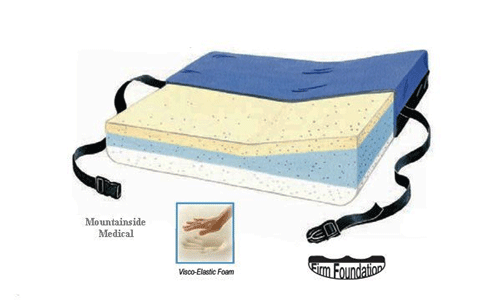 Skil-Care Lateral Positioning Cushion - Seating and Positioning - Mountainside Medical Equipment