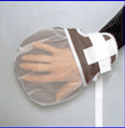 Skil-Care Padded Plus Mitts - Medical Hand Mitts - Mountainside Medical Equipment