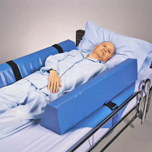 Skil-Care Roll Control Bed Bolsters - Bed Positioning Products - Mountainside Medical Equipment