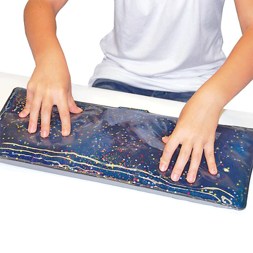 Skil-Care Sensory Stimulation Gel Pad - Sensory Stimulation Activities - Mountainside Medical Equipment