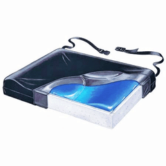 Buy Skil-Care Stability Plus Gel Foam Wheelchair Cushion by Skil-Care Corporation online | Mountainside Medical Equipment