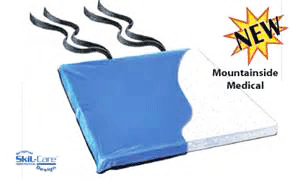 Buy Skil-Care Visco Cushion Topper by Skil-Care Corporation | SDVOSB - Mountainside Medical Equipment