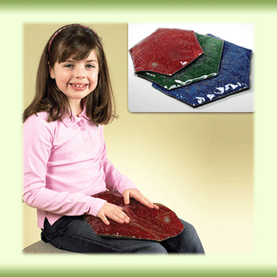 Skil-Care Weighted Lap Pads - Sensory Stimulation Activities - Mountainside Medical Equipment